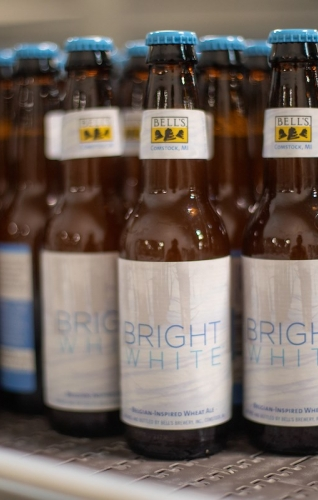 Bell's Bright White Ale